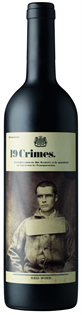 19 Crimes Red Wine 2014 750ml - Case of 12